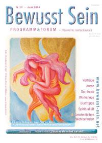 Cover Bewusst Sein, Ausgabe 301 - Juni 2014