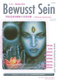 Cover Bewusst Sein, Ausgabe 304 - Oktober 2014