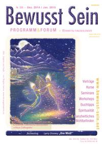 Cover Bewusst Sein, Ausgabe 306 - Dez.14/Jan.15