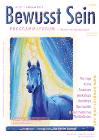 Cover Bewusst Sein, Ausgabe 307 - Februar 2015