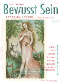 Cover Bewusst Sein, Ausgabe 309 - April 2015