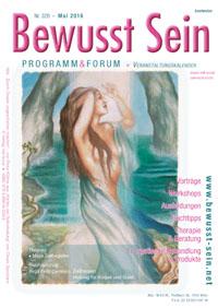 Cover Bewusst Sein, Ausgabe 320 - Mai 2016
