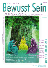 Cover Bewusst Sein, Ausgabe 321 - Juni 2016