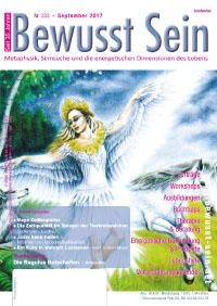 Cover Bewusst Sein, Ausgabe 333 - September 2017
