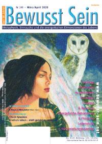 Cover Bewusst Sein, Ausgabe 349 - März/April 2020